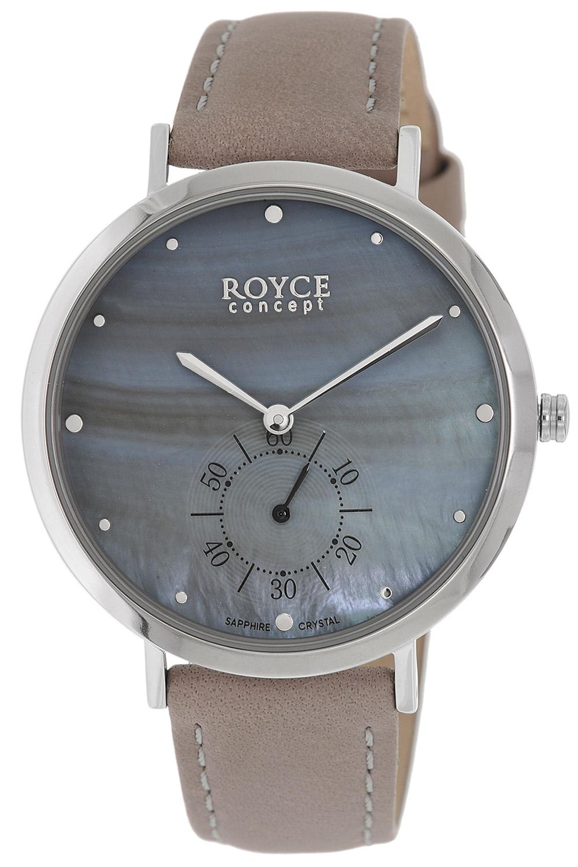 bei Uhrcenter: Boccia 3316-02 Titan Damenuhr Royce - Damenuhr