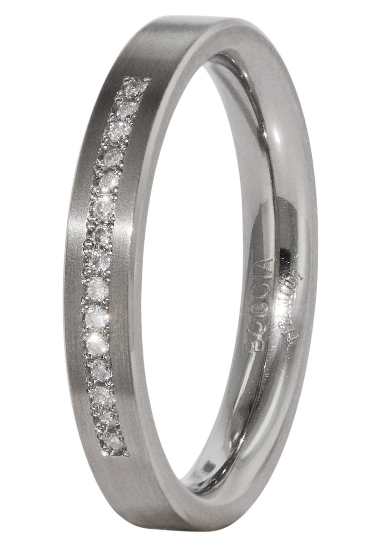 bei Uhrcenter: Boccia 0120-04 Damen-Ring Titan - Schmuck