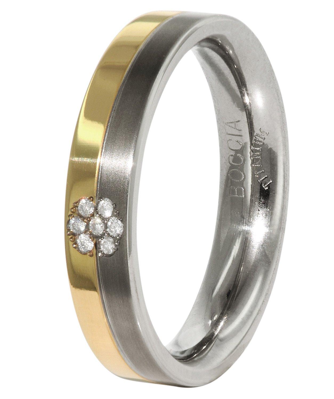 bei Uhrcenter: Boccia 0129-06 Titanium Damen-Ring - Schmuck