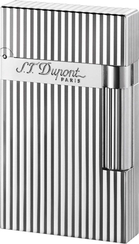 S.T. Dupont 016817 Feuerzeug Linie 2 Gerippt