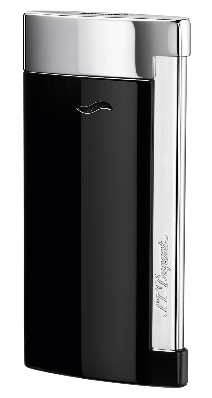 S.T. Dupont 027700 Feuerzeug Slim 7 Noir
