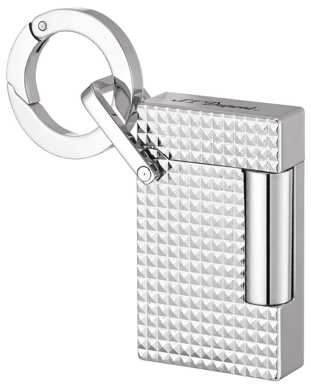 S.T. Dupont 027002KR Schlüsselanhänger mit Mini-Feuerzeug