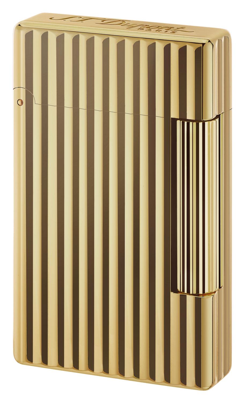 S.T. Dupont 020803 Feuerzeug Initial Gold