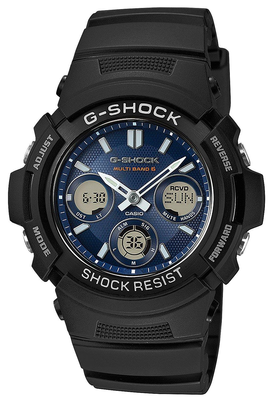 Casio AWG-M100SB-2AER G-Shock Funk-Solar Herrenuhr