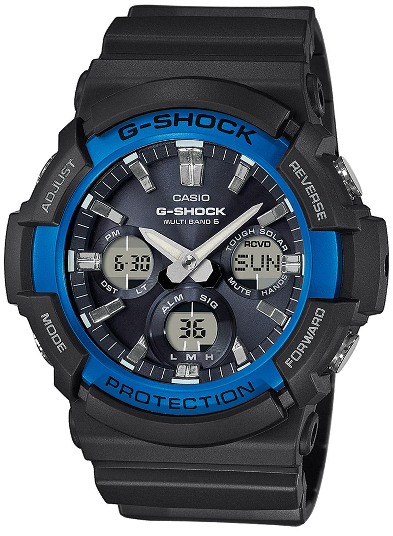Casio GAW-100B-1A2ER G-Shock Solar-Funkuhr