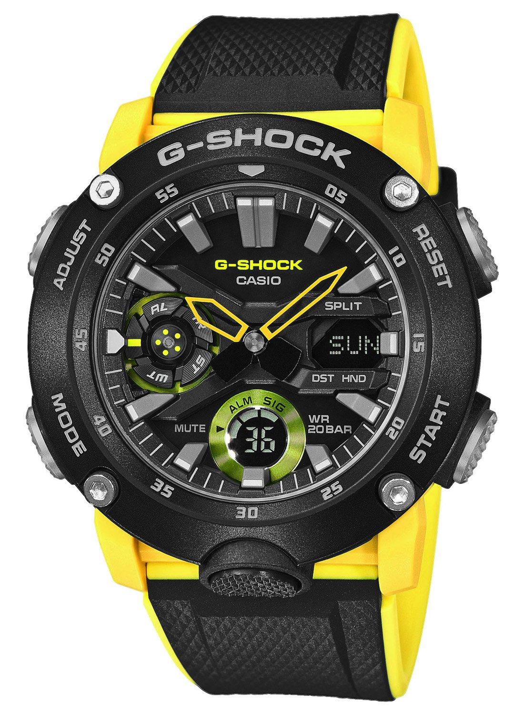 Casio GA-2000-1A9ER G-Shock Herrenuhr