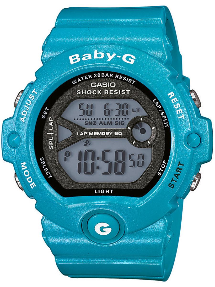 bei Uhrcenter: Casio BG-6903-2ER Baby-G Digital Damenuhr - Damenuhr
