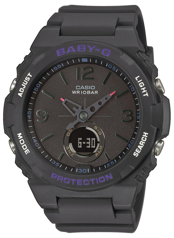 bei Uhrcenter: Casio BGA-260-1AER Baby-G Damenuhr - Damenuhr
