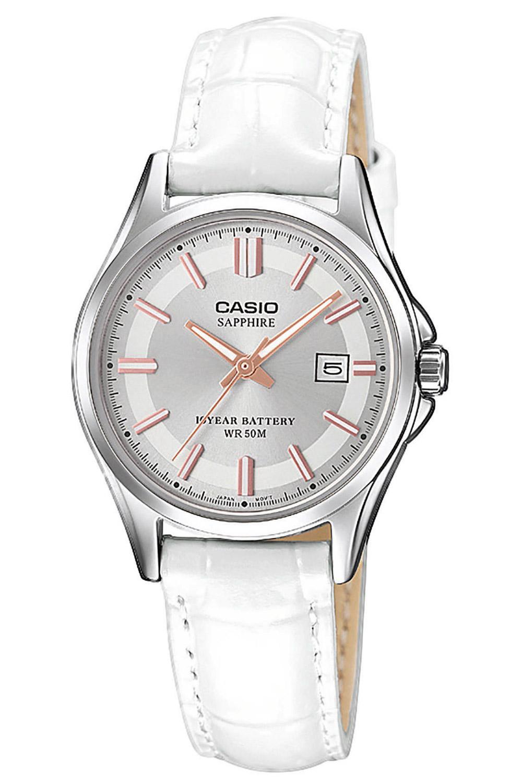 bei Uhrcenter: Casio LTS-100L-9AVEF Damenuhr - Damenuhr