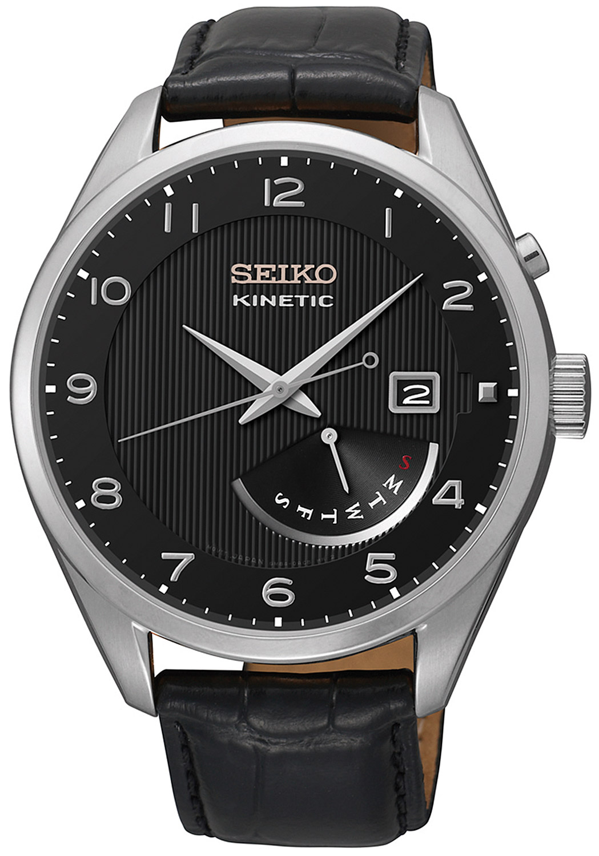 Seiko SRN051P1 Kinetic Herren-Armbanduhr