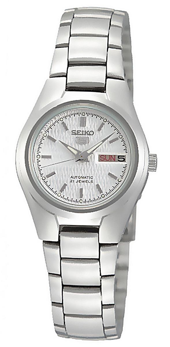 bei Uhrcenter: Seiko SYMC07K1 Damenuhr Seiko 5 Automatik - Damenuhr