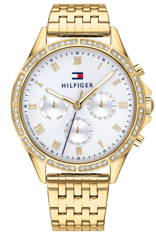 bei Uhrcenter: Tommy Hilfiger 1782142 Damenuhr Multifunktion Ari - Damenuhr