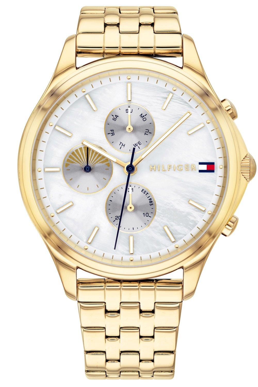 bei Uhrcenter: Tommy Hilfiger 1782121 Damenuhr mit Multifunktion Whitney - Damenuhr