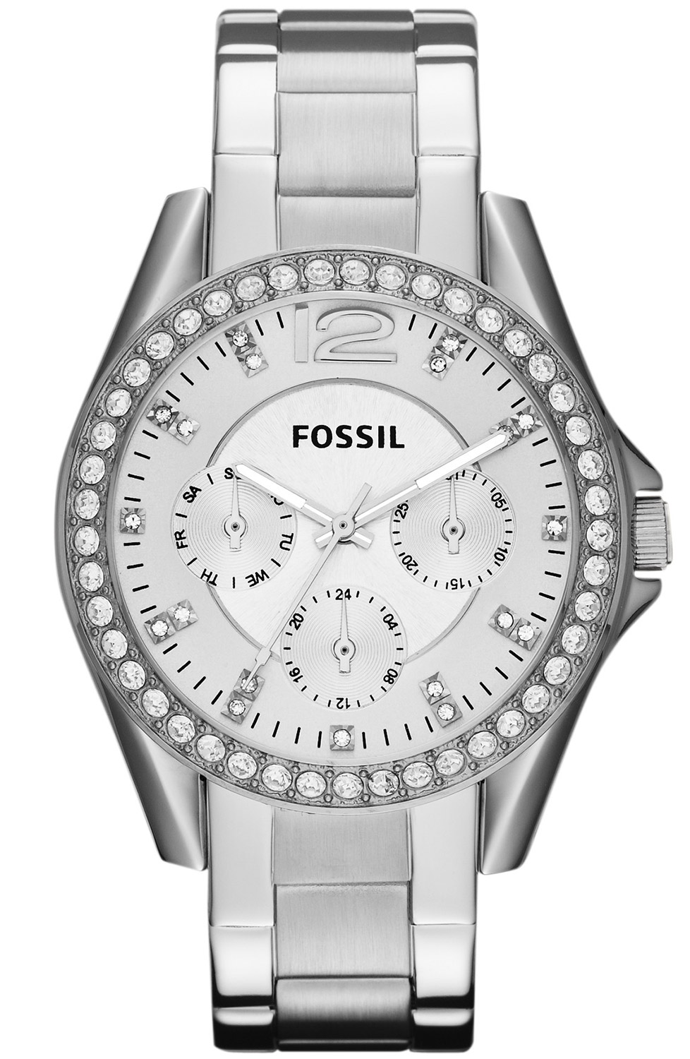 Fossil ES3202 Multifunktion Damenuhr