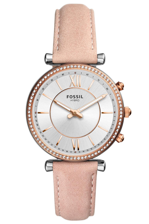 bei Uhrcenter: Fossil Q FTW5039 Hybrid Smartwatch Damenuhr Carlie - Damenuhr
