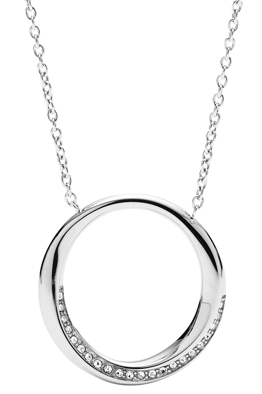 bei Uhrcenter: Fossil JF03018040 Damen-Halskette Classics Twist - Schmuck