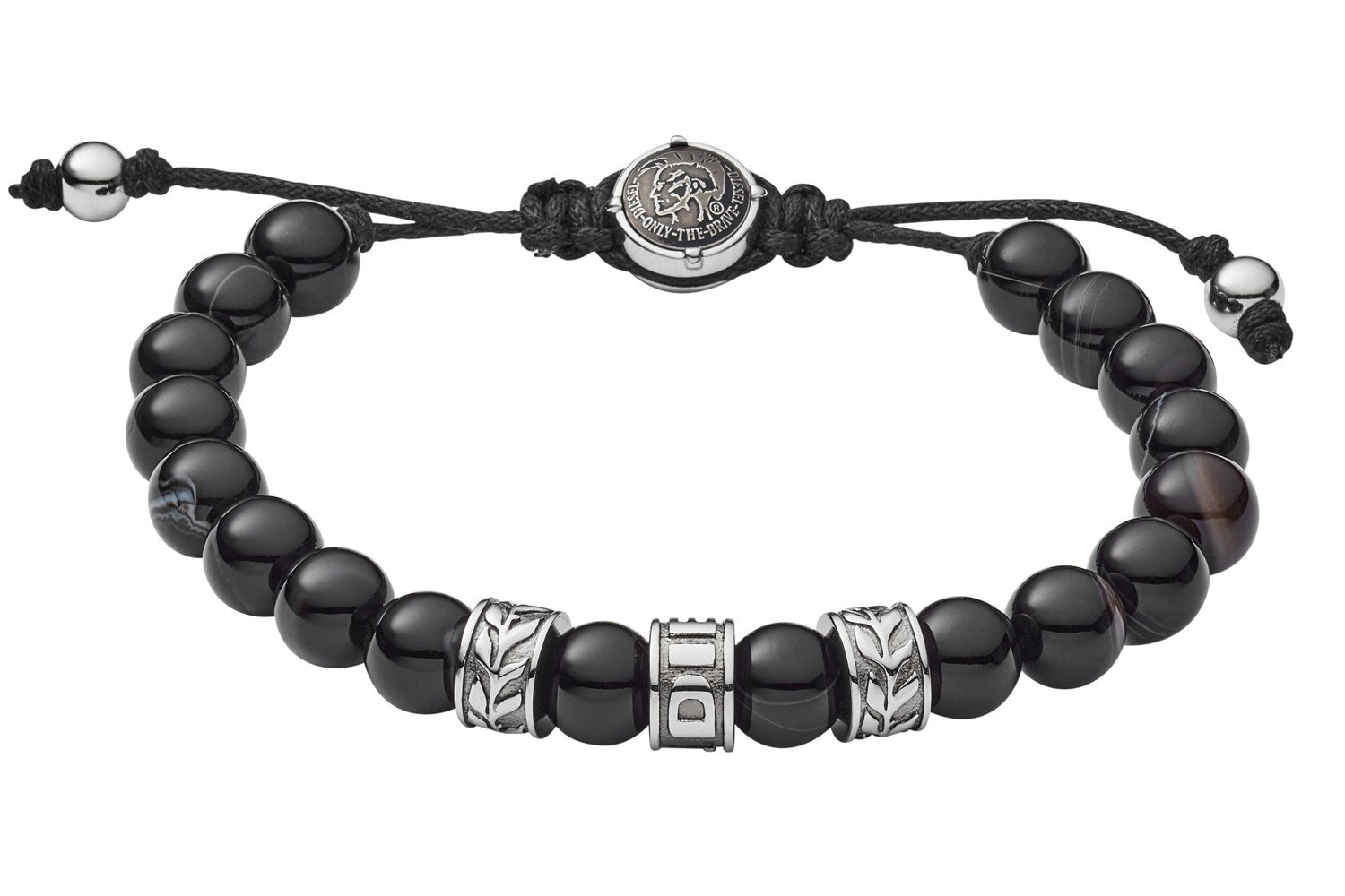 Diesel DX1101040 Herrenarmband Beads