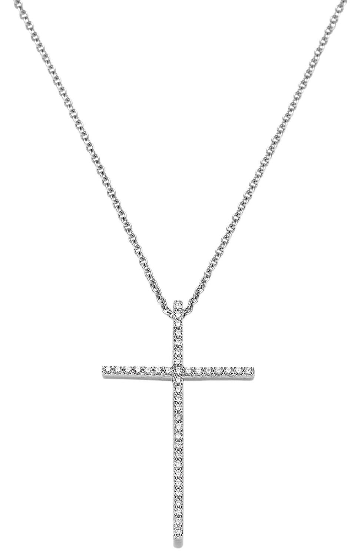 bei Uhrcenter: Viventy 774452 Damen-Collier aus Silber - Schmuck