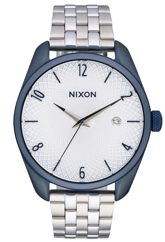 bei Uhrcenter: Nixon A418 1849 Bullet Navy/Silver Damenuhr - Damenuhr