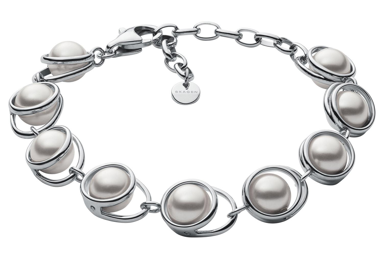 bei Uhrcenter: Skagen SKJ1226040 Damen-Armband Agnethe - Schmuck