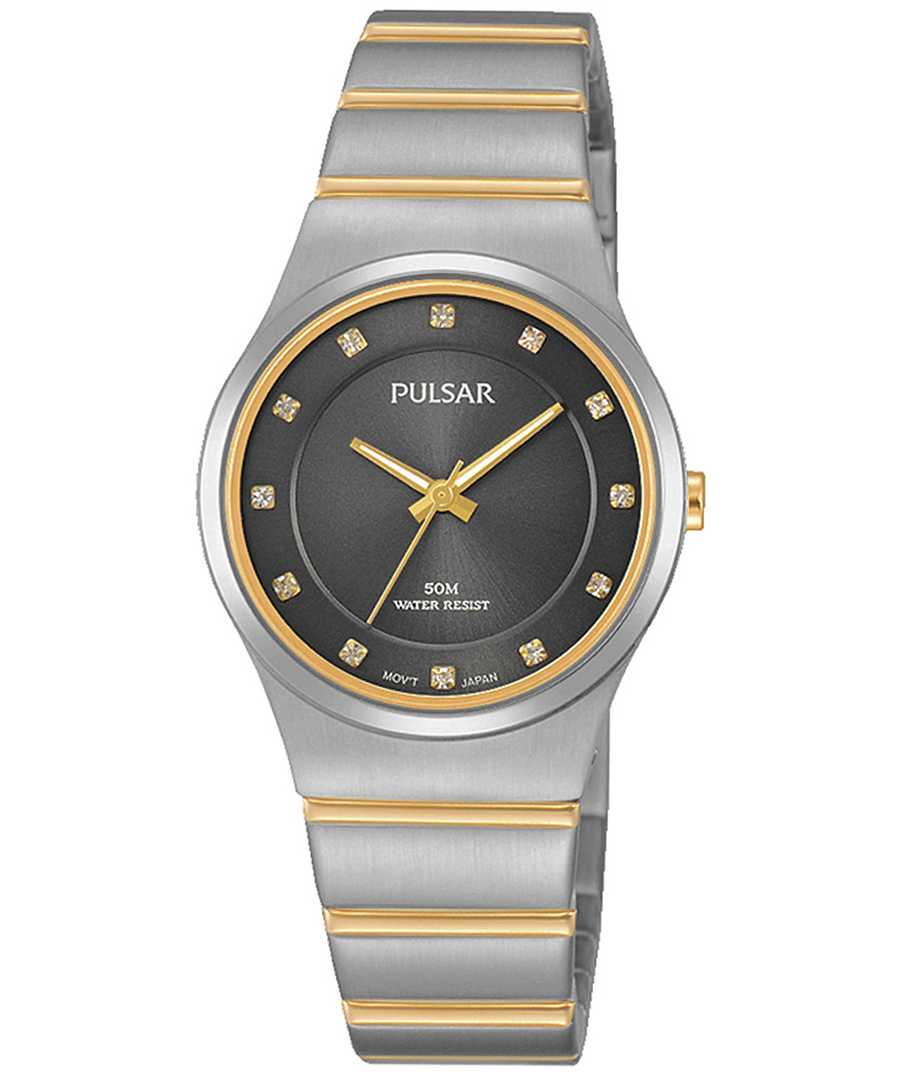 bei Uhrcenter: Pulsar PH8171X1 Bicolor Damenuhr - Damenuhr