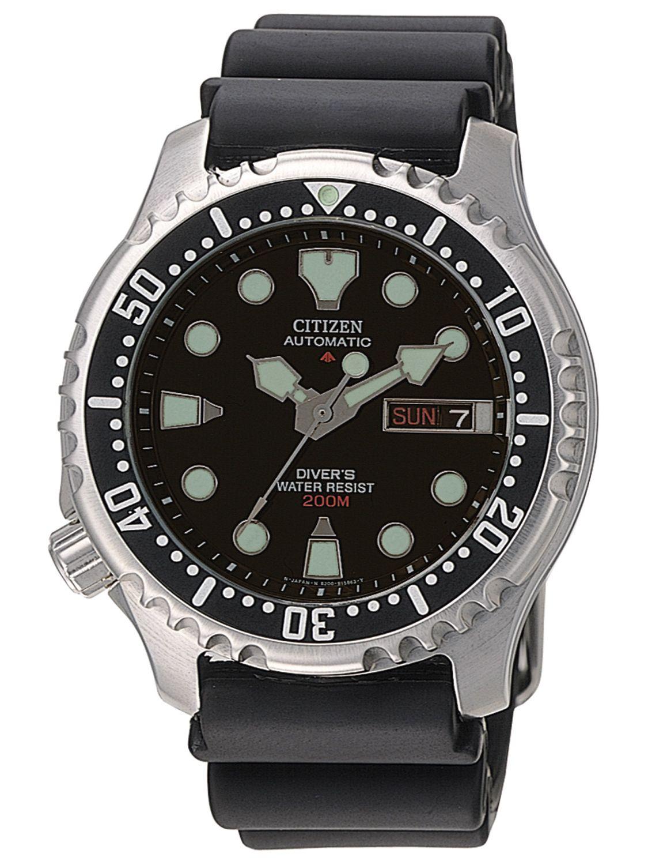 Citizen NY0040-09EE Promaster Automatic Diver Taucheruhr Preisvergleich