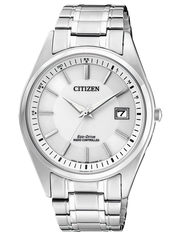 Uhrcenter.de Citizen AS2050-87A Eco-Drive Herren-Funkuhr