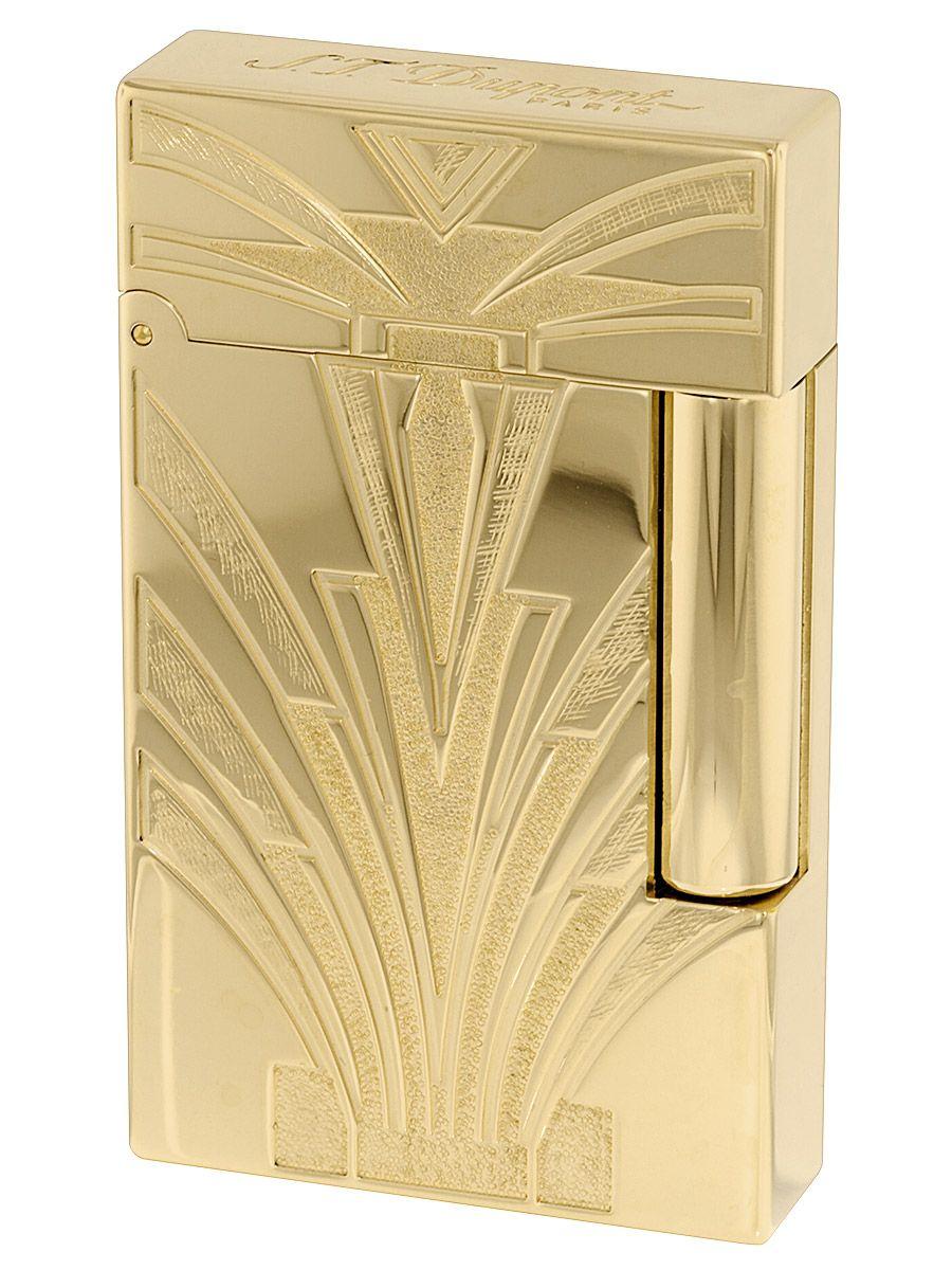 S.T. Dupont 16924 Art Deco Feuerzeug - limitierte Auflage - Preisvergleich