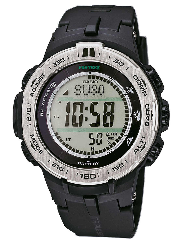 Casio PRW-3100-1ER Pro Trek Kanjut Sar Outdoor-Uhr