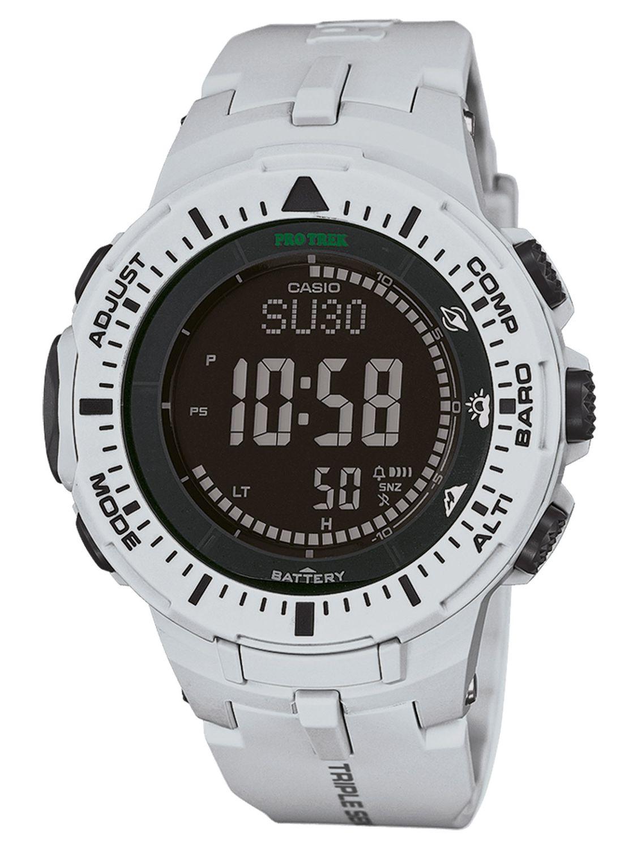 Casio PRG-300-7ER Pro Trek Outdoor-Uhr mit Sola...