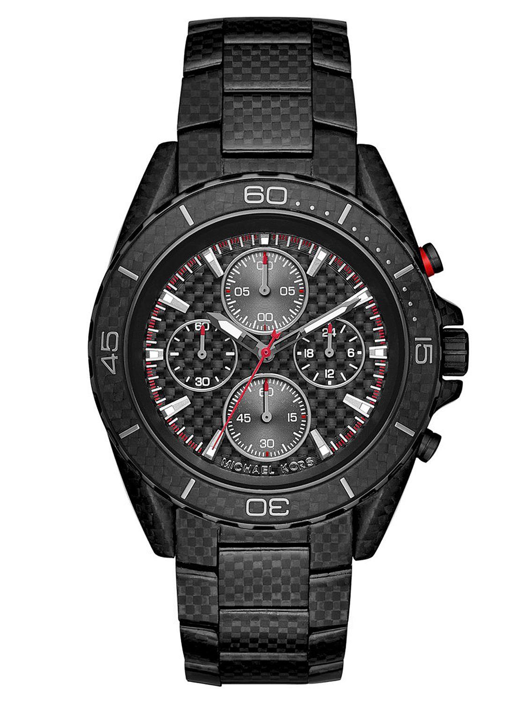 Michael Kors MK8455 JetMaster Carbon Herren-Chronograph - Preisvergleich