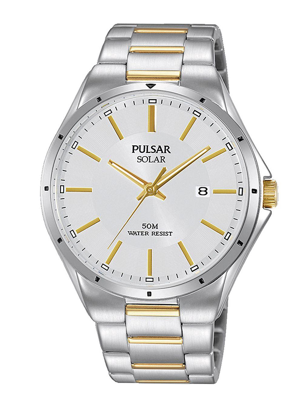 Pulsar PX3141X1 Solar Herrenarmbanduhr