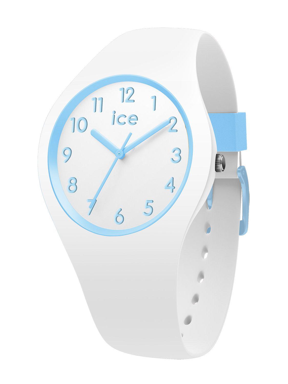 Ice-Watch 014425 Kinder-Armbanduhr Cotton White S