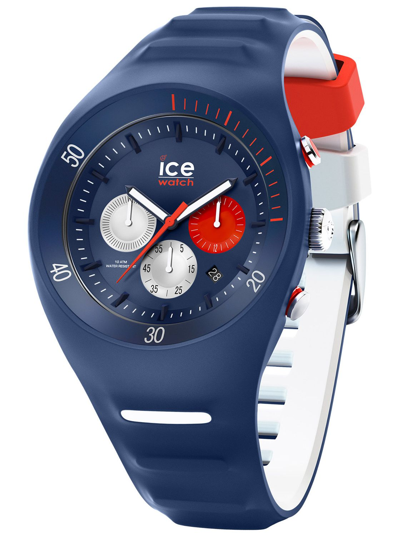Uhrcenter.de Ice-Watch 014948 Herrenuhr Chrono Pierre Leclercq Dunkelblau L