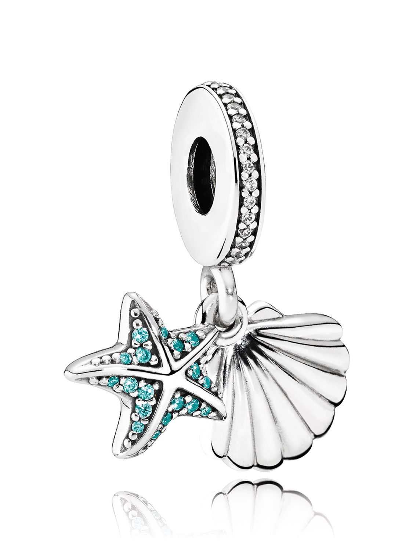 charm pandora stella marina