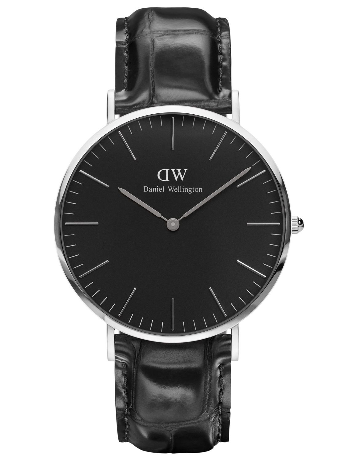 Daniel Wellington DW00100135 Herrenuhr Reading ...