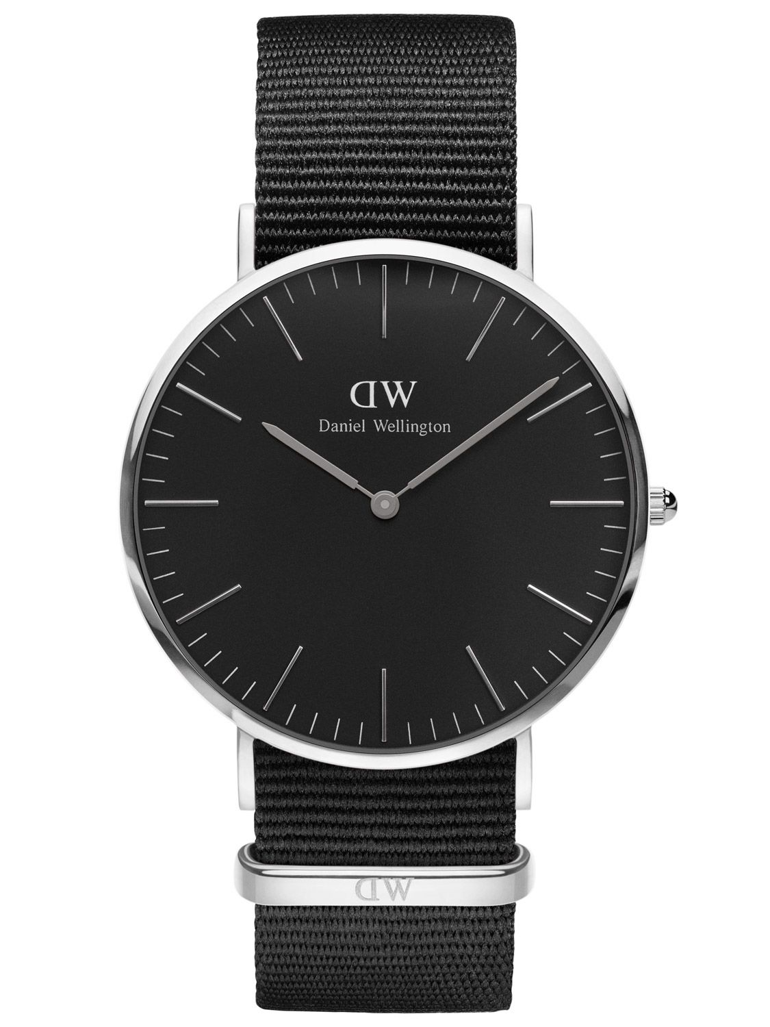 Daniel Wellington DW00100149 Herrenuhr Cornwall...