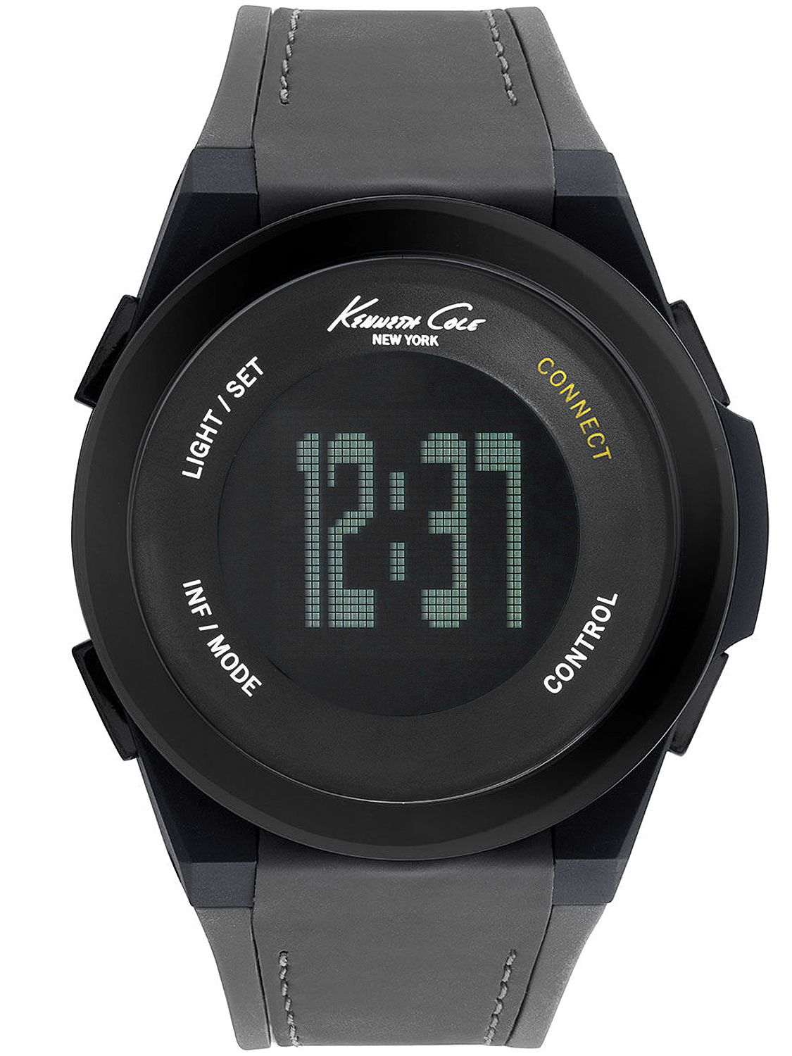 Kenneth Cole KC10022806 Connect Smartwatch Herr...