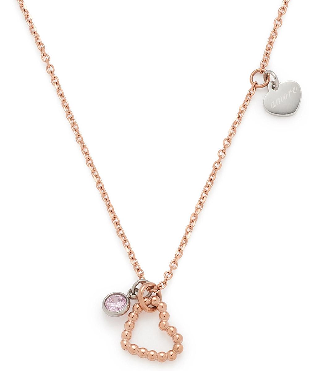 bei Uhrcenter: Leonardo 016911 Damen-Halskette Amore - Schmuck