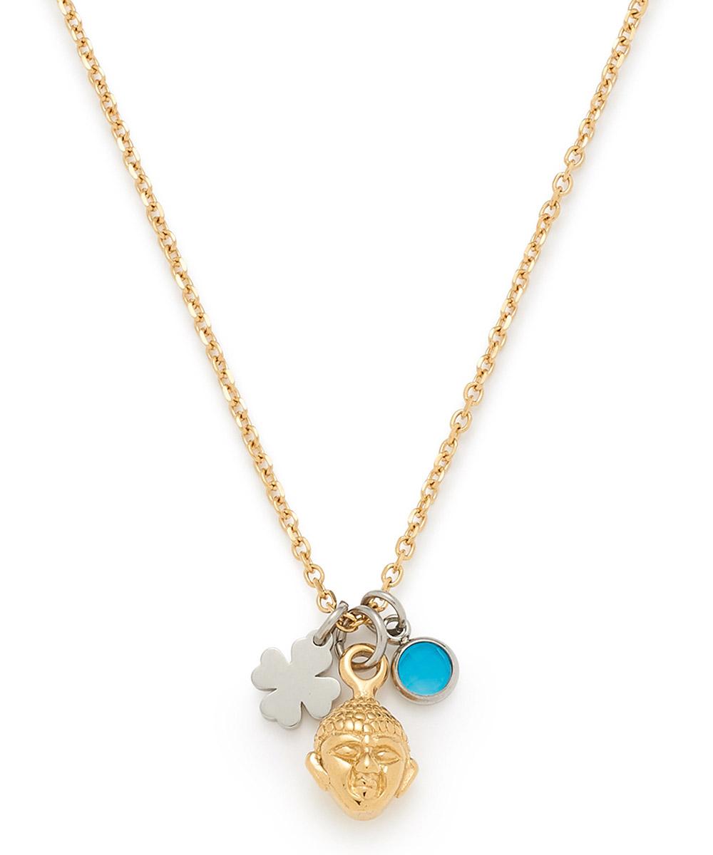 bei Uhrcenter: Leonardo 016912 Damen-Halskette Fortuna - Schmuck