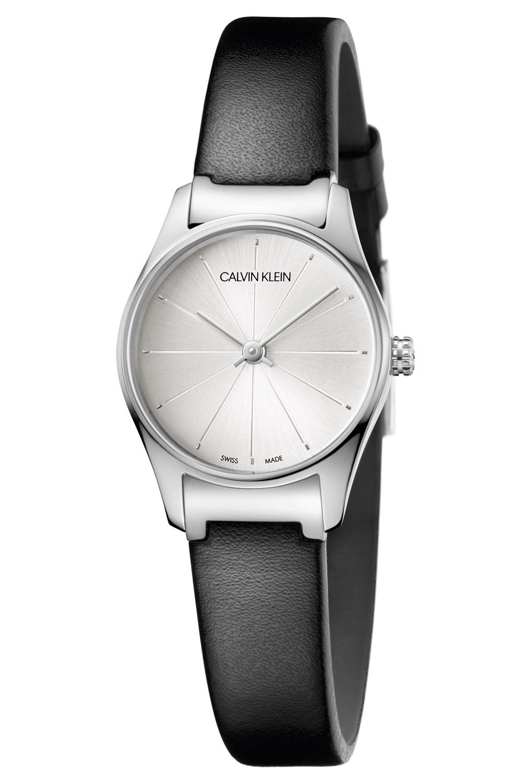 bei Uhrcenter: Calvin Klein K4D231C6 Damenuhr Classic klein - Damenuhr