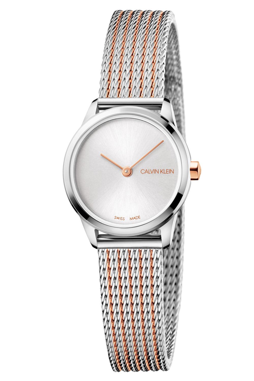 bei Uhrcenter: Calvin Klein K3M23B26 Damenuhr Minimal - Damenuhr