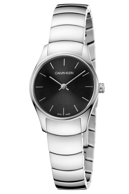 bei Uhrcenter: Calvin Klein K4D2314V Damenuhr Classic Too - Damenuhr