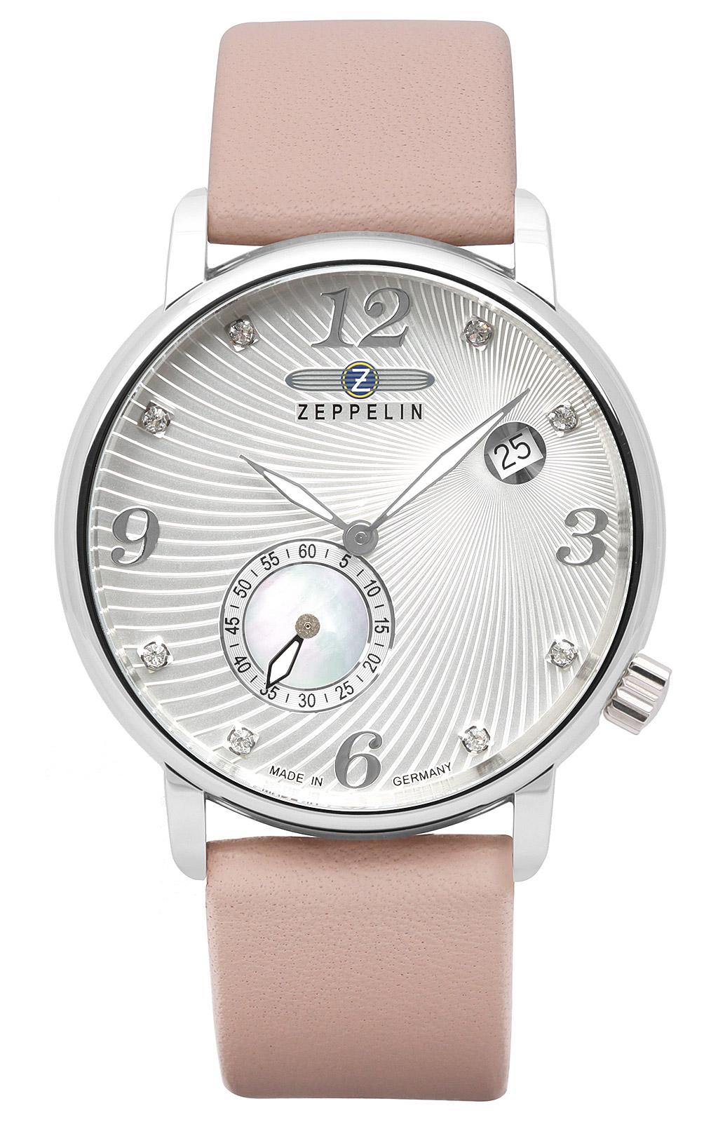 bei Uhrcenter: Zeppelin 7631-4 Luna Damenuhr - Damenuhr