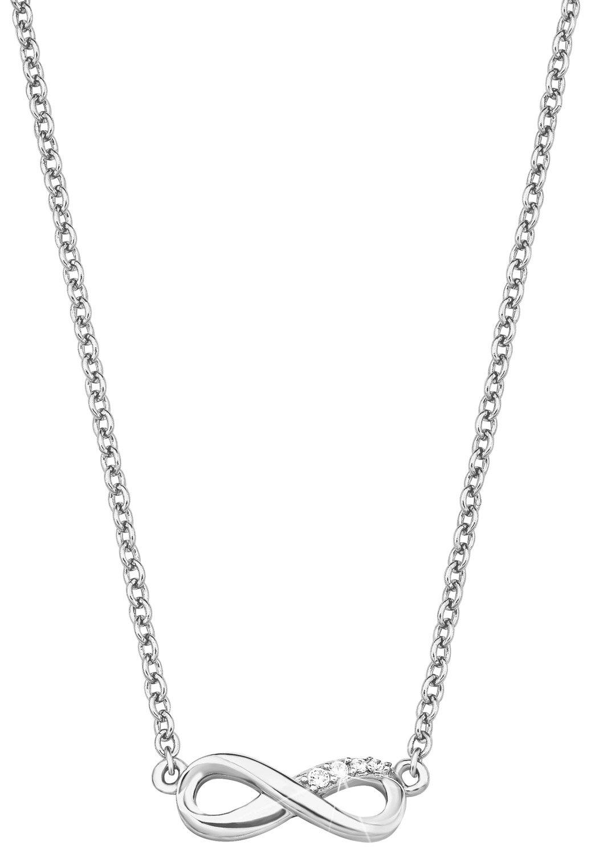 bei Uhrcenter: s.Oliver 2017245 Silber Damen-Halskette Unendlichkeit - Schmuck