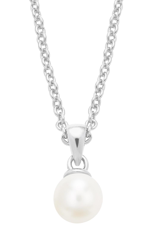 bei Uhrcenter: s.Oliver 2026132 Damen-Halskette mit Perle - Schmuck