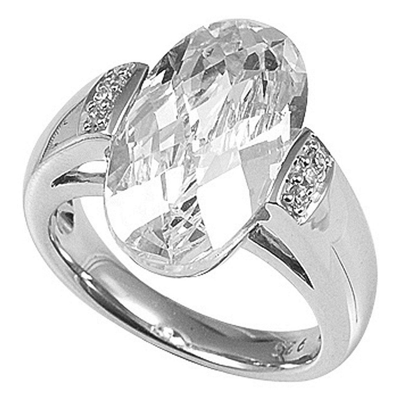 bei Uhrcenter: merii M0202R Silber Damen-Ring - Schmuck