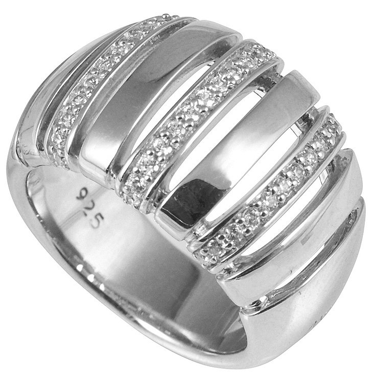 bei Uhrcenter: merii M0508R Damen-Ring - Schmuck