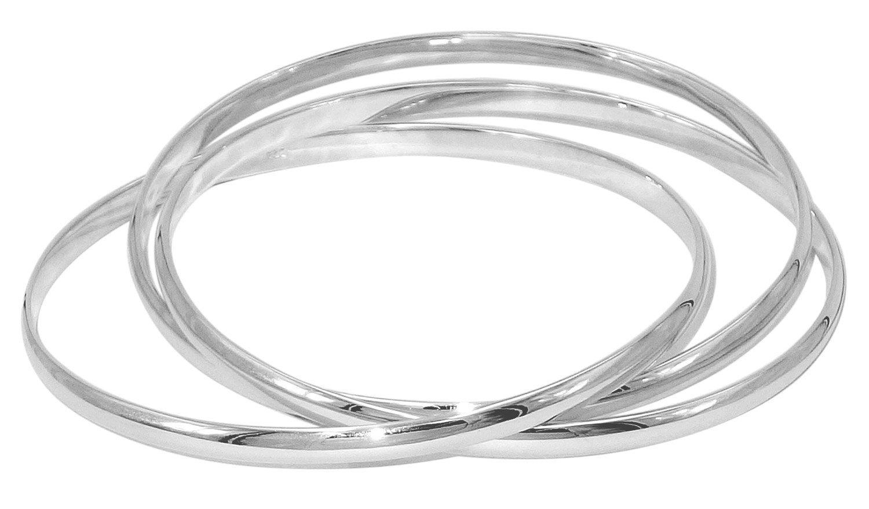 trendor 08759 Armreif Silber