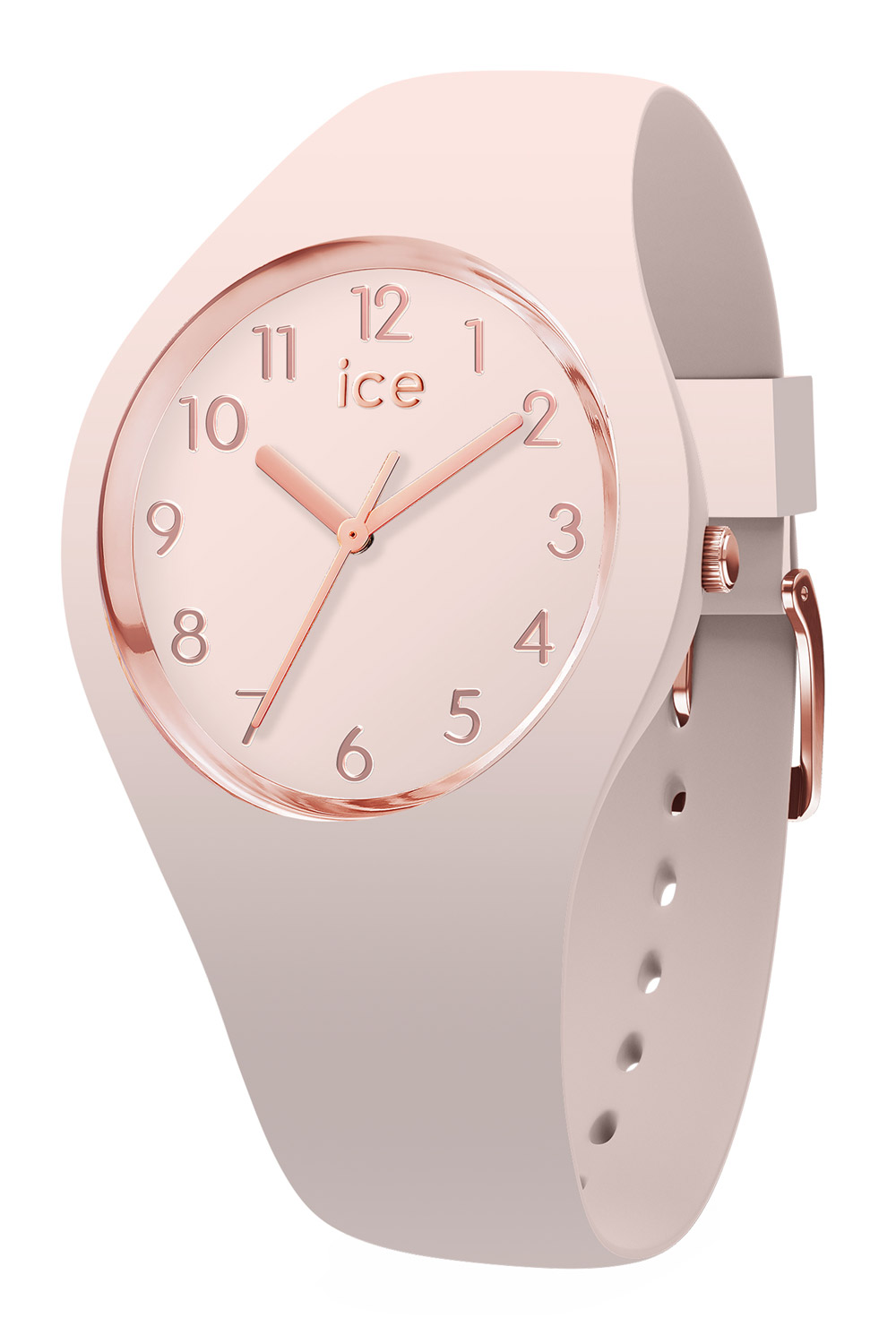 bei Uhrcenter: Ice-Watch 015330 Damenuhr Ice Glam Colour Nude S - Damenuhr